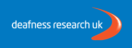 Deafness Research UK logo