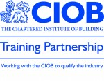 The Chartered Institute of Building logo