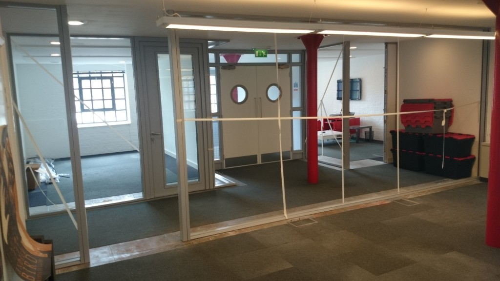 Soundproof Office Fit-Out