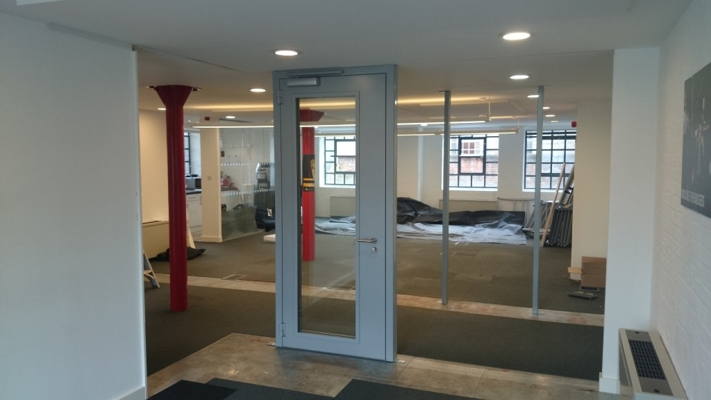 Acoustic Office Fit-Out