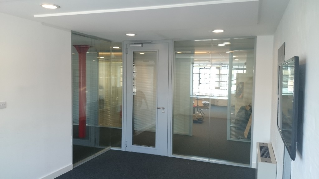 Sound Insulation Between Offices