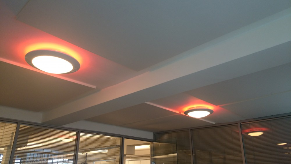 Sound Insulation In Offices