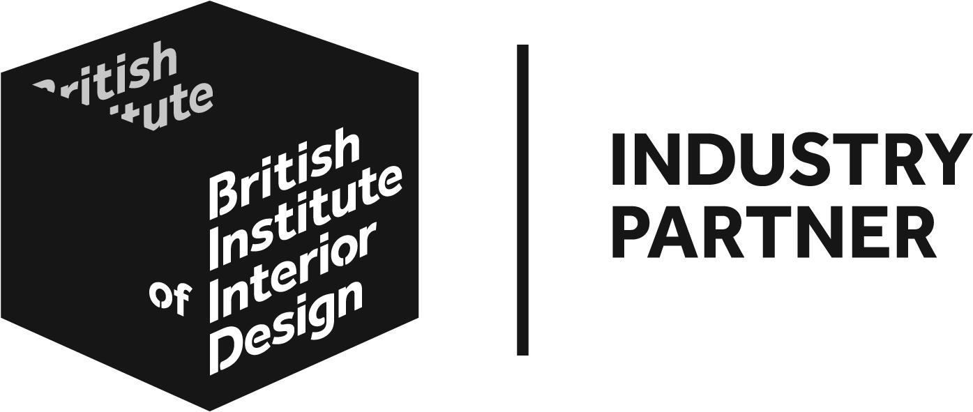British Institute Of Interior Design Industry Partner Logo