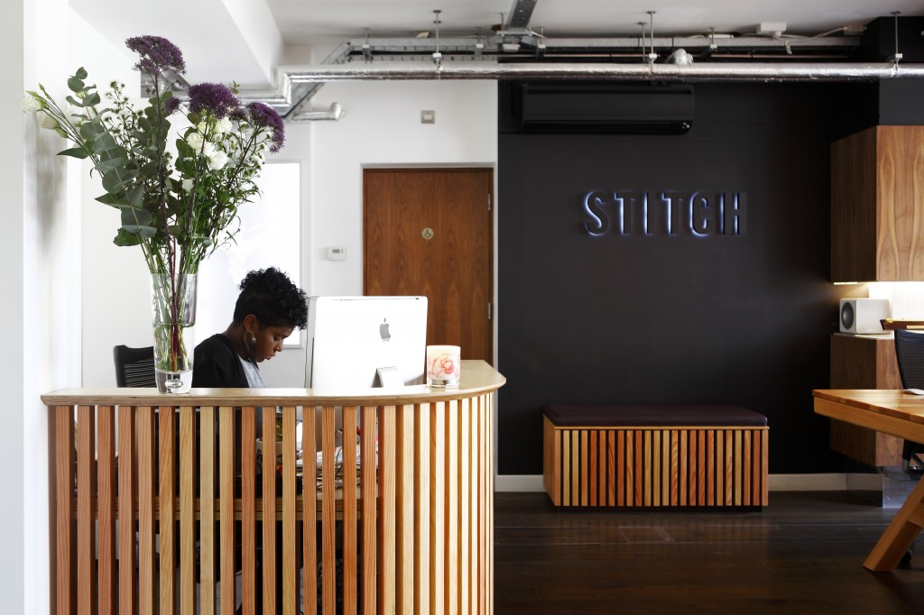 Stitch Reception