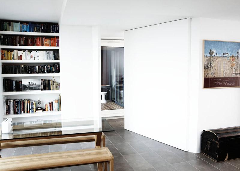 Acoustic Pivot Door