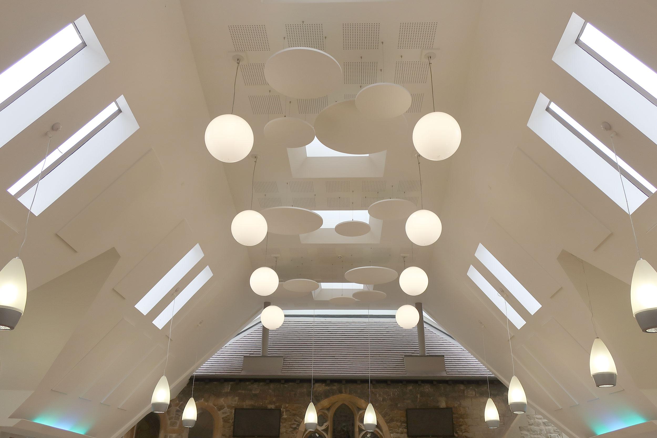 Church Acoustics Atrium Acoustics Choral Performances