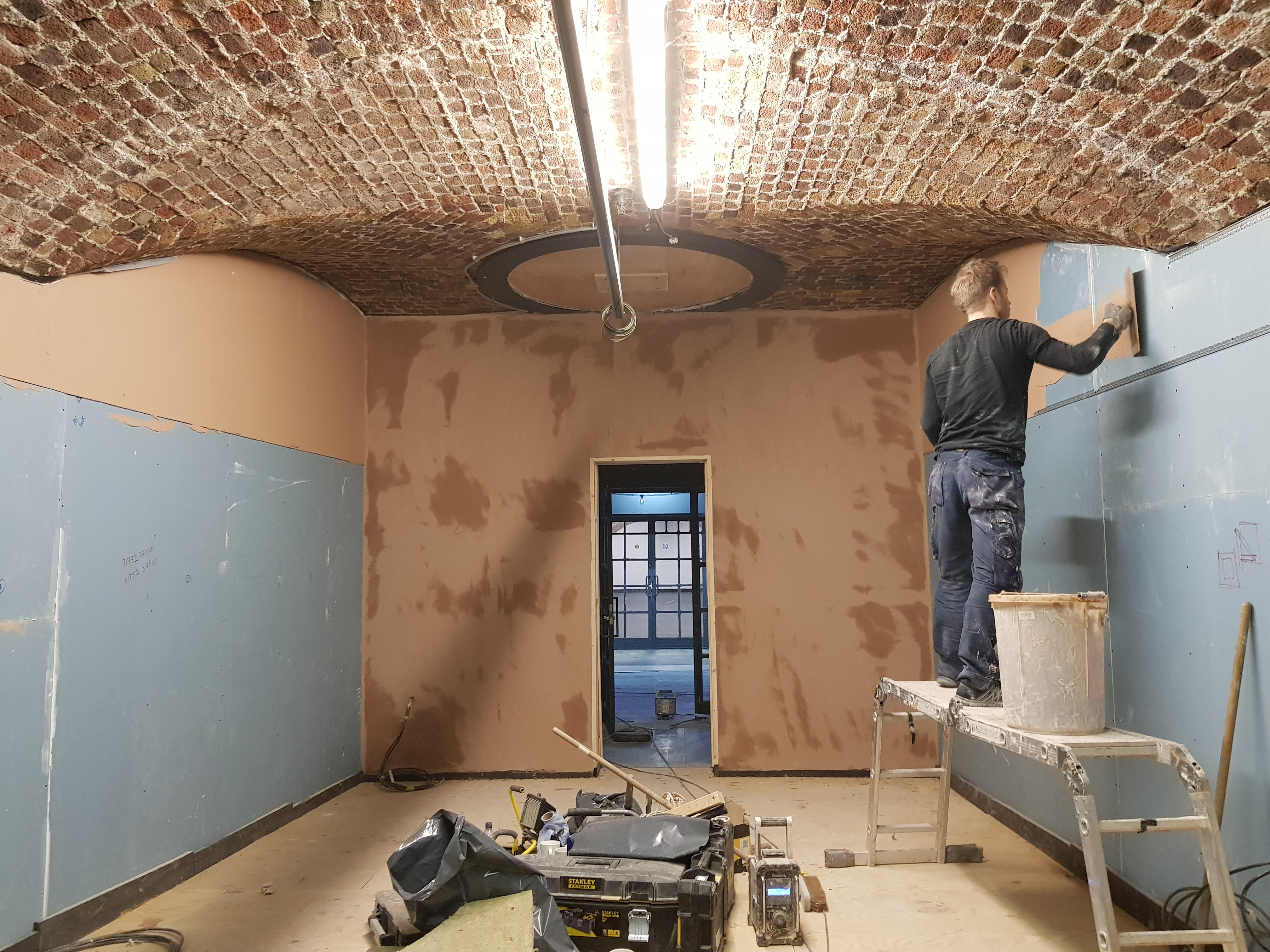 Soundproofing Performance Space