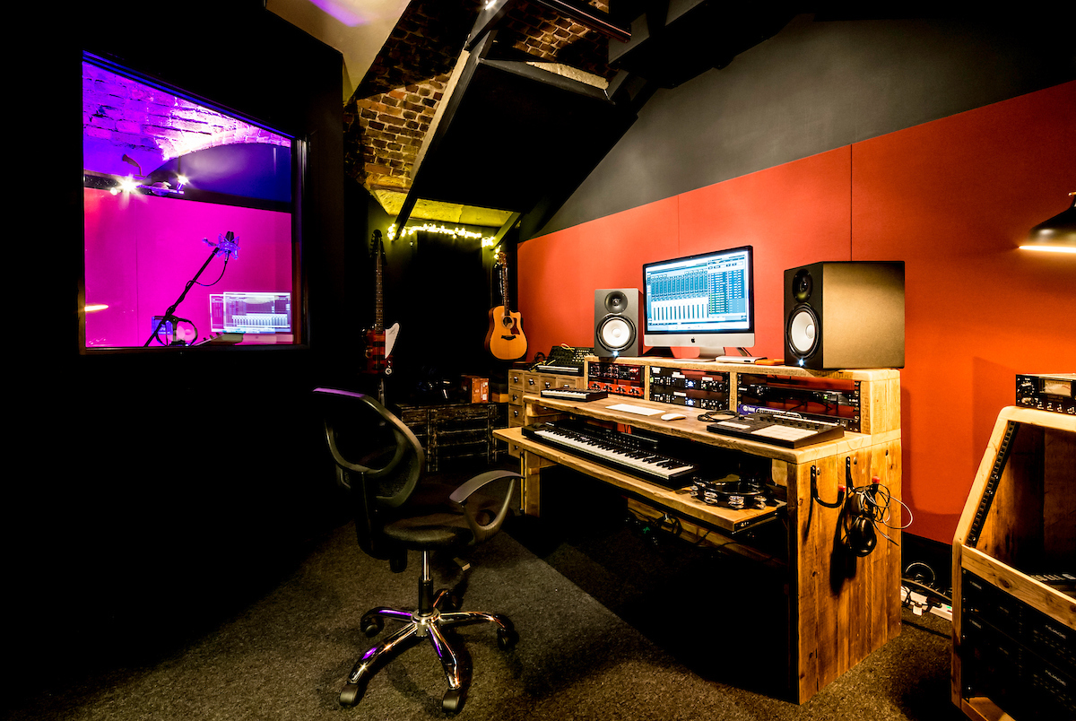 Recording Studio Design & Installation