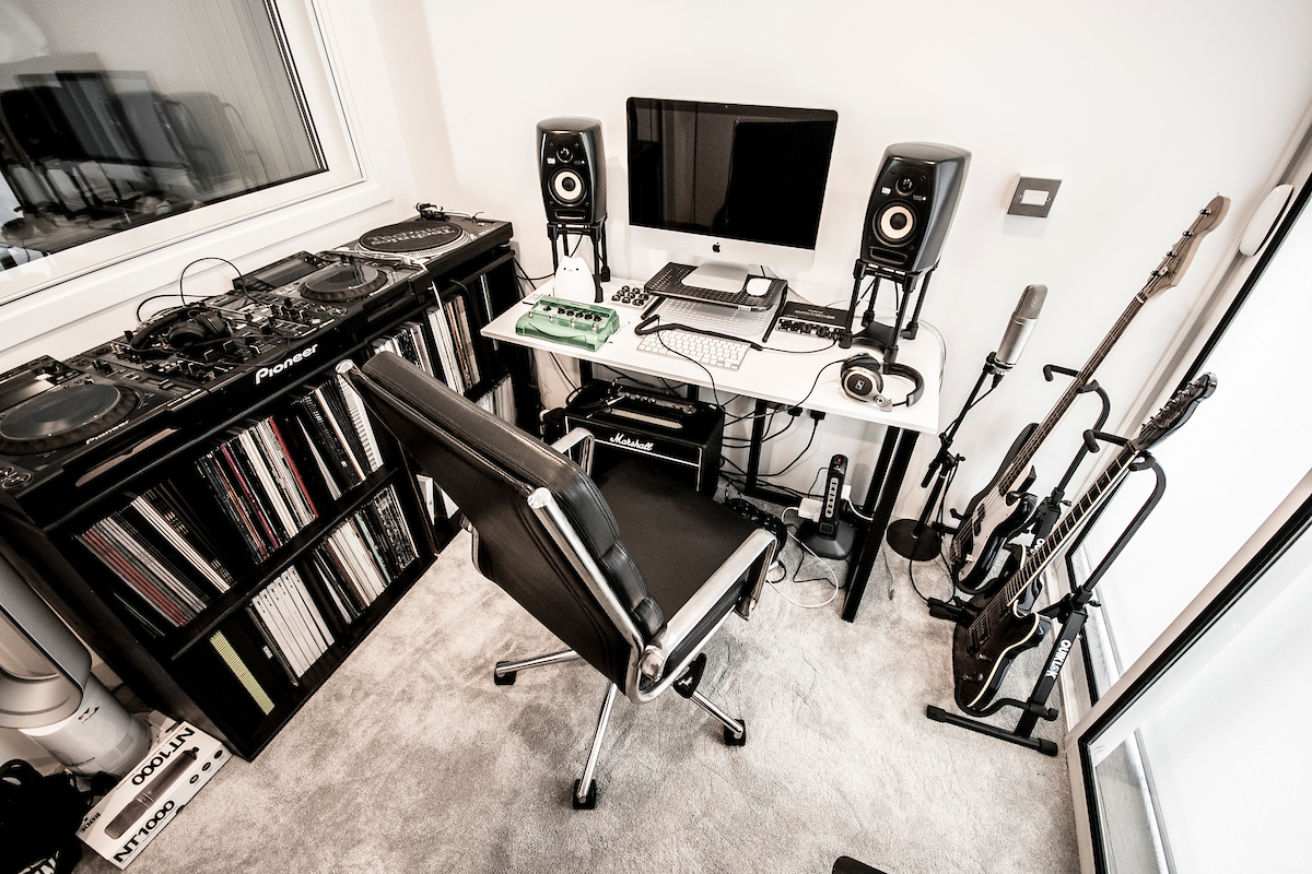 Domestic Recording Studio Design & Installation